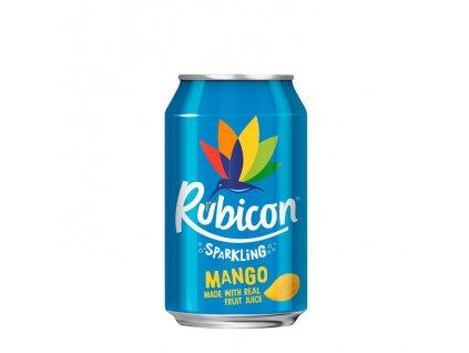 Mangový džus, RUBICON 330ml