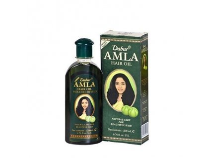 Amla vlasový olej (Amla Hair Oil), DABUR 100ml