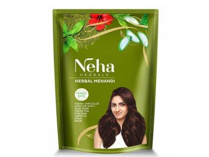 Henna přírodní (Herbal Henna), Vatika 200g