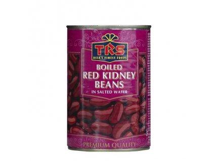 Konzervované fazole červené (Boiled Red Kidney Beans), TRS 400g