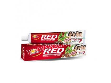 Zubní pasta červená, DABUR 100g