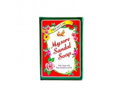 Santálové mýdlo MYSORE 75g