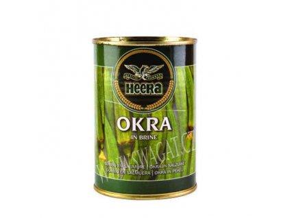 Okra ve slaném nálevu (Okra in Brine), HEERA 400g