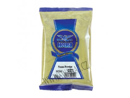 Neemový prášek (Neem Powder), Heera 100g