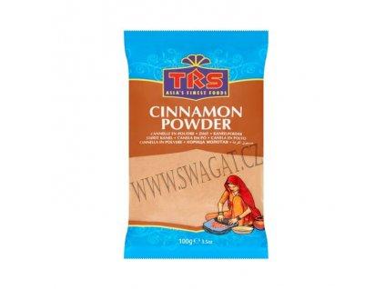 Skořice mleté (Cinnamon Powder), TRS 100g