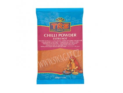 Extra pálivý chilli mletý, TRS 100g