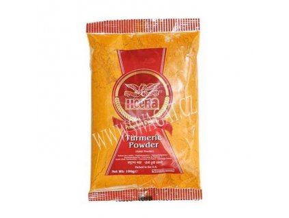 Mletá kurkuma (Turmeric Powder), HEERA 100g