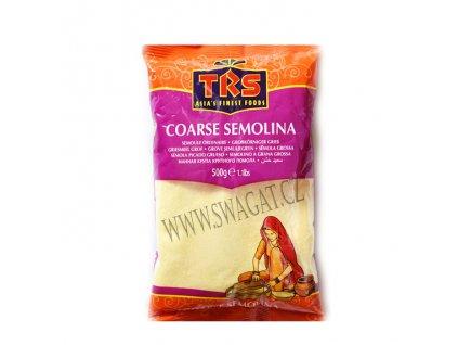 Mouka semolinová hrubá (Semolina Coarse), TRS 500g