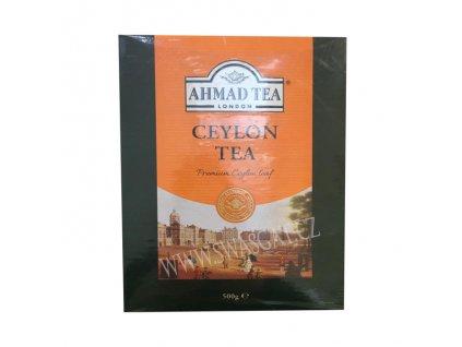 Cejlonský čaj Premium (Premium Ceylon Tea), AHMAD TEA 500g