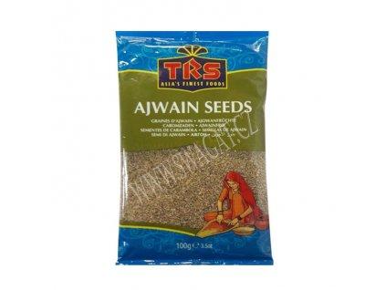 Ajwain -  Libeček semínko (Lovage Seeds), TRS 100g