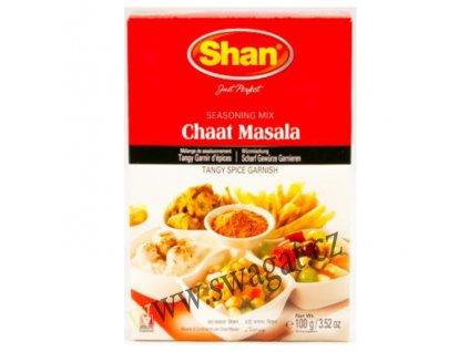 Koření Chaat Masala, SHAN 100g