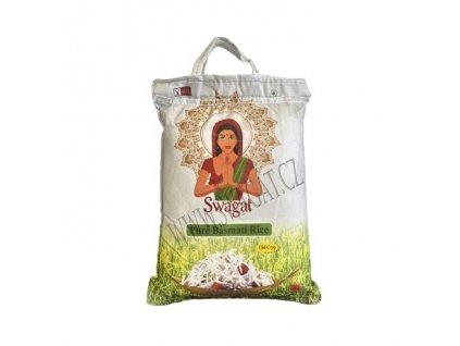 Basmati rýže XL (Basmati Rice), SWAGAT 1Kg