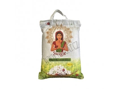 Swagat Basmati rýže (Basmati Rice)