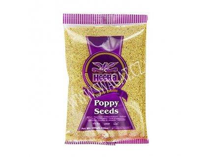 Semena bílého máku ( Poppy Seeds White), HEERA 100g