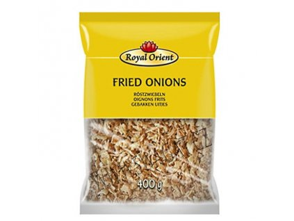 Smažená cibule (Fried Onions), Royal Orient 400g