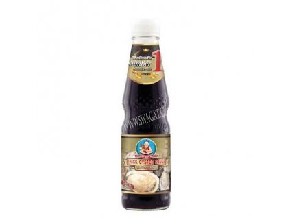 Sójová omáčka ústřicová tmavá (Thick Oyster Sause), HEALTHY BOY BRAND 300ml