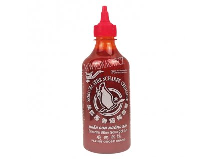 Sriracha Super Hot Chilli omáčka, FLYING GOOSE BRAND 455 ml