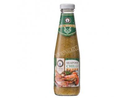 Chilli omáčka na mořské plody (Seafoods Chilli Sauce), THAI DANCER 300ml