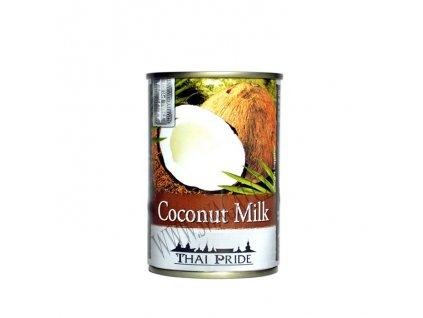 Kokosové mleko (Coconut Milk), THAI PRIDE 400ml