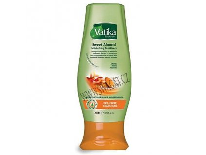 Hydratační kondicionér Sweet Almond (Moisturizing Hair Conditioner), Vatika 200ml