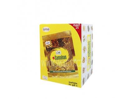 Ájurvédský bylinný čaj SAMAHAN 25 sáčků