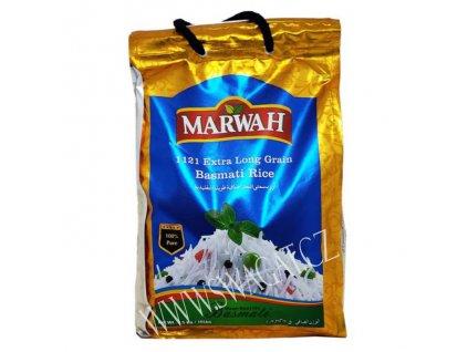 Marwah Basmati rýže XXL (Basmati Rice)