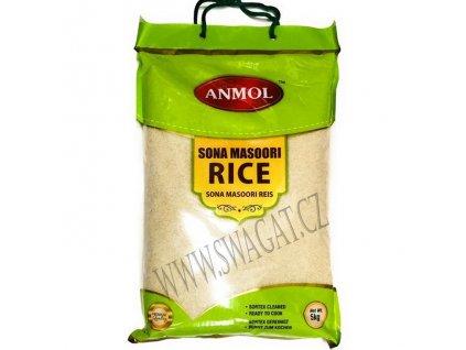 Anmol Sona Masoori rýže 5Kg