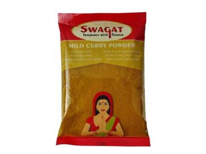 Kari jemný (Mild Curry  Powder), SWAGAT 100g