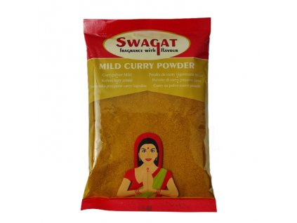 Kari jemný (Mild Curry  Powder), SWAGAT 100g