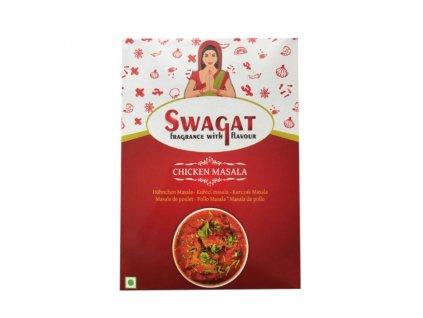 Koření na kuřecí maso (Chicken Masala), SWAGAT 100g