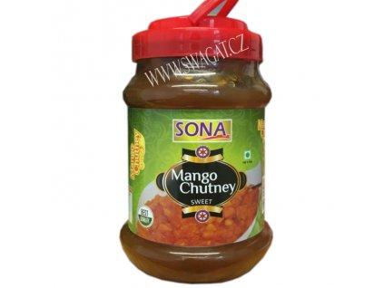 Mango Chutney sládký (Sweet), SONA 1kg