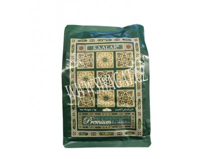 Kaalar Basmati rýže Premium (Basmati Rice Super White)