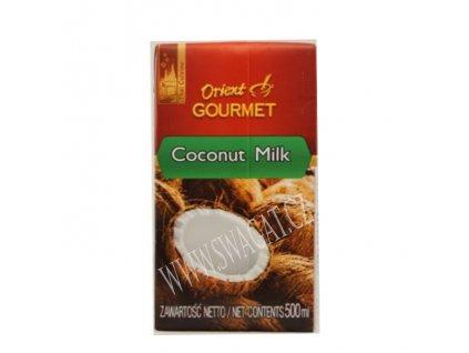 Kokosové mleko (Coconut Milk), ORIENT GOURMET 500ml