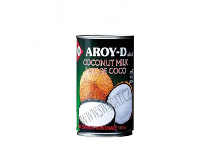 Kokosové mléko, AROY-D 165ml,