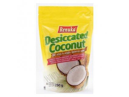 Sušený kokos (Desiccated Coconut), RENUKA 250G