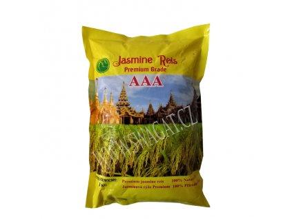Jasmínová rýže Premium, AAA 1kg