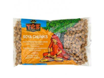 Sušené sójové kuličky (Soya Chunks), TRS 750g