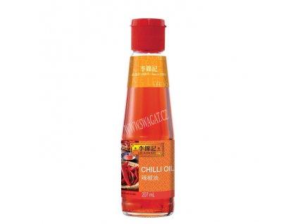 Chilli olej (Chilli Oil), LEE KUM KEE 207ml