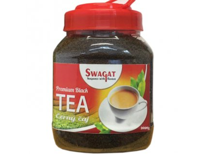 Černý čaj Premium (Black Premium Tea), SWAGAT 1kg