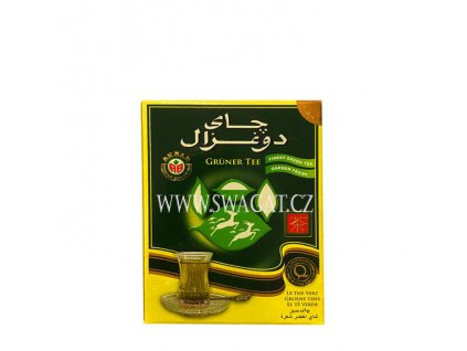 Do Ghazal zelený čaj (Grenn Tea)