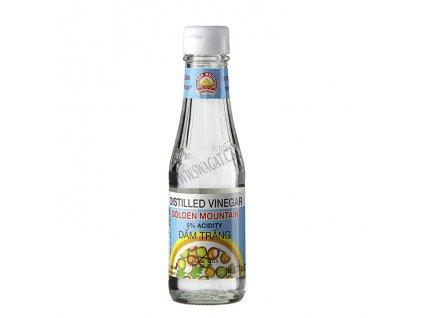 5% Destilovaný ocet (Distilled Vinegar), GOLDEN MOUNTAIN 200ml