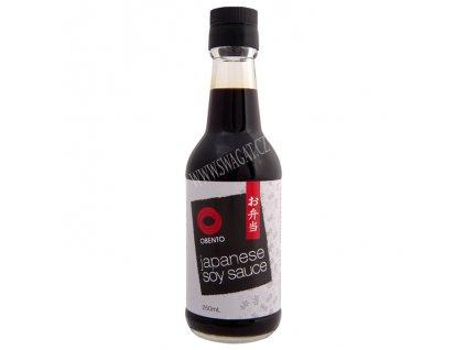 Japonská sójová omáčka, OBENTO 250ml