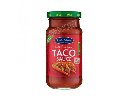 Taco omáčka (mild), SANTA MARIA 230g