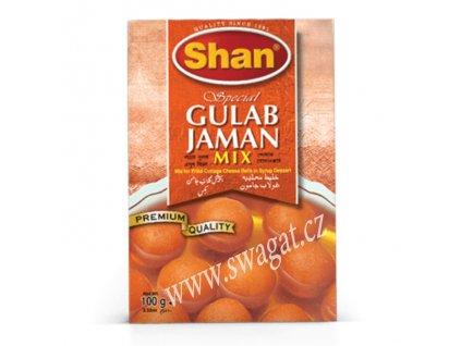 Gulab Jamun - instantní směs (Instant Mix), SHAN 100g