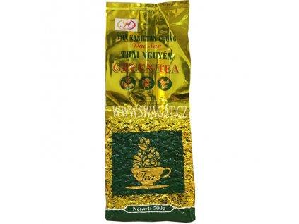 TAN CUONG Čaj zelený premium (Premium Green Tea), 500g