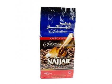 Arabica mletá káva, NAJJAR 200g