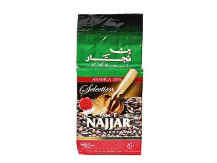 NEJJAR Arabica mletá káva s kardamomem, 200g