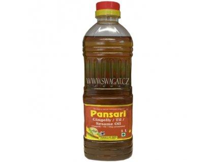 Sezámový olej (Sesame Oil), PANSARI 1L