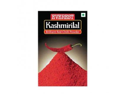 Kashmirilal – červený chiili mletý, EVEREST 100g