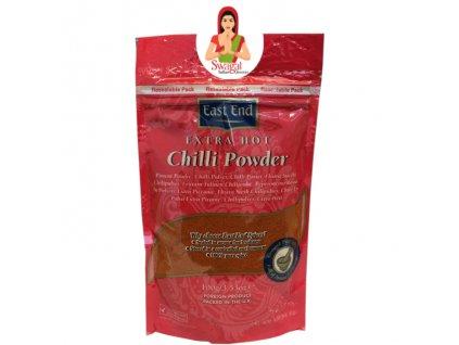Extra pálivé chilli mleté (Extra Hot Chilli Powder), EAST END 100g